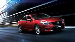 Car Mazda Mazda 6 Red Car 1920x1080 Wallpaper
