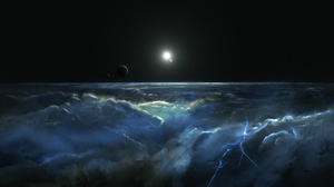 Atmosphere Cosmos Planet Space 3840x2400 Wallpaper