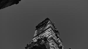Ruins Black 6000x4000 Wallpaper