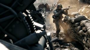 Battlefield 1 Rifle Soldier 6400x3600 Wallpaper