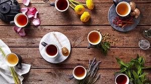 Cup Still Life Tea 1920x1280 Wallpaper