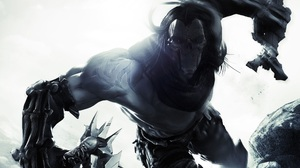 Darksiders Darksiders Ii Death Game Video Game 2560x1440 Wallpaper