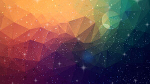 Abstract Triangle 6250x4167 Wallpaper