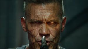 Cable Marvel Comics Deadpool 2 Josh Brolin 2048x1440 Wallpaper