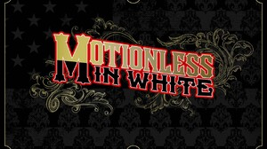 Motionless In White Metalcore Typography 1280x800 Wallpaper