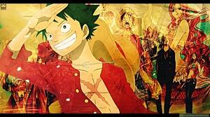 Monkey D Luffy Nami One Piece Nico Robin One Piece Sanji One Piece 1920x1080 Wallpaper