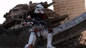 Scout Trooper Stormtrooper 2100x1122 Wallpaper