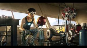 Iron Man Tony Stark 3000x1688 Wallpaper