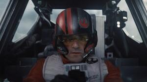 Oscar Isaac Poe Dameron Star Wars Star Wars Episode Vii The Force Awakens 16384x6864 Wallpaper