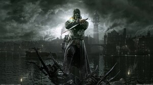 Video Game Dishonored 1920x1080 wallpaper