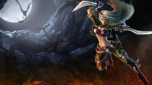 Katarina League Of Legends 1440x849 Wallpaper