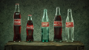 Bottle Coca Cola Drink 2048x1305 wallpaper