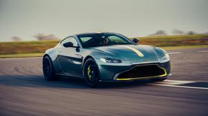 Aston Martin Aston Martin Vantage Car Sport Car Supercar Vehicle 6000x4000 wallpaper