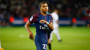 Kylian Mbappe Paris Saint Germain F C Soccer 3000x2000 Wallpaper