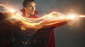 Benedict Cumberbatch Marvel Comics 5359x3473 wallpaper