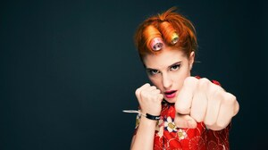 Paramore Hayley Williams Women Singer 3584x2399 Wallpaper