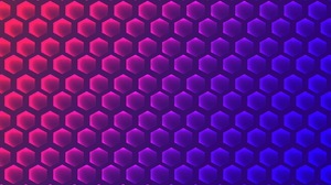 Digital Art Hexagon Pattern 2560x1600 Wallpaper