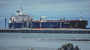 Ship Tanker 1920x1080 wallpaper