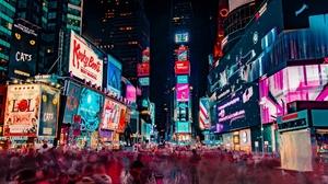 Manhattan 2560x1440 Wallpaper