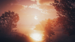 Assassins Creed Valhalla Reshade Mist Night PC Gaming 3840x2160 Wallpaper