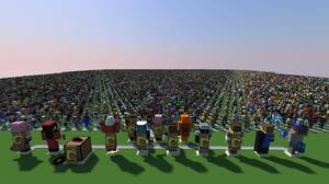 Video Game Minecraft 3149x1771 Wallpaper
