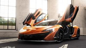 Car Forza Motorsport 5 Orange Car Sport Car 1920x1080 wallpaper