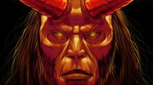 Dark Horse Comics Hellboy 3840x2160 wallpaper
