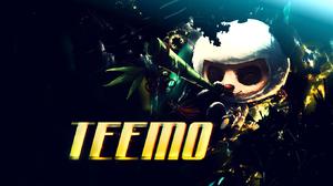 Teemo League Of Legends 1360x768 Wallpaper