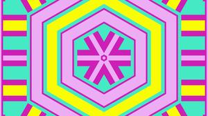 Geometry Colorful Digital Art 1920x1200 Wallpaper