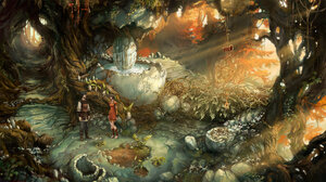 Video Game The Dark Eye Chains Of Satinav 1920x1080 Wallpaper