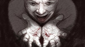 Dark Blood 1600x1200 wallpaper
