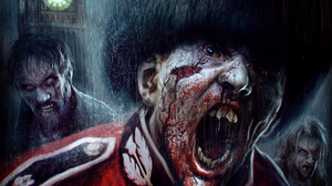 Video Game ZombiU 2560x1600 Wallpaper