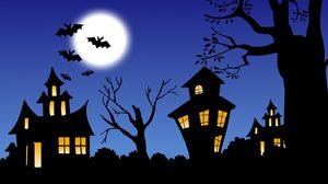 Holiday Halloween 1600x1200 Wallpaper