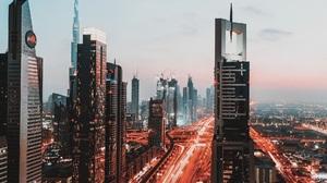 City Cityscape Building Skyscraper Burj Khalifa Dubai 1920x1538 Wallpaper