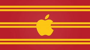Apple Inc Gryffindor Logo 3840x2400 Wallpaper
