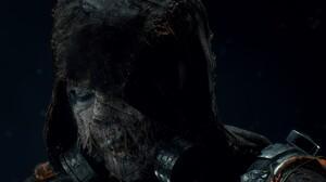 Scarecrows Scarecrow Character Villains DC Comics Batman Arkham Knight 2560x1440 Wallpaper