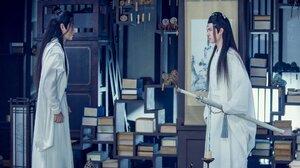 Wei Ying Wei Wuxian Lan Wangji Lan Zhan Xiao Zhan Wang Yibo 2048x1459 wallpaper