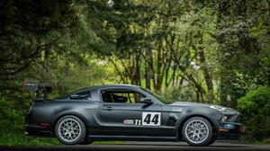 Race Car Muscle Car Car 2048x1152 Wallpaper