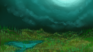 Fantasy Landscape 3000x2000 Wallpaper