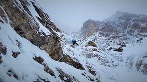 Mountain Mountain Climbing Mountaineering Rock Snow Sport Winter 4000x2250 Wallpaper