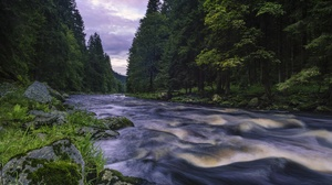 Nature Outdoors River Water 4020x2680 Wallpaper