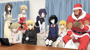 Another Monogatari Series Fate Stay Night Fate Zero Girls Und Panzer Misaki Mei Oshino Shinobu Darje 1920x1239 Wallpaper