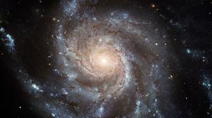 Galaxy Space Stars 8000x6254 Wallpaper