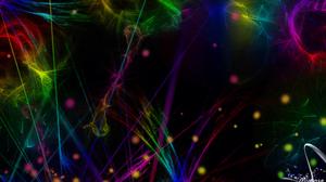 Abstract Artistic Colors Digital Art Gradient 1920x1080 wallpaper