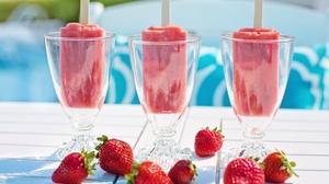 Strawberry Berry Fruit Still Life 5373x3582 Wallpaper