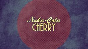 Fallout Nuka Cola Fan Art Grunge Purple Background 3508x2480 Wallpaper