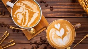 Coffee Cup Drink Still Life 2048x1365 wallpaper