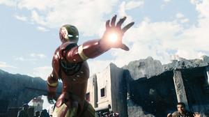 Iron Man 2048x1152 Wallpaper