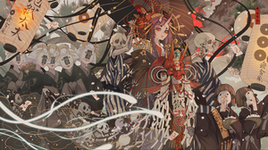 Anime Original 2400x1698 Wallpaper