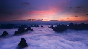 Nature Cloud Horizon Sky 1920x1080 wallpaper